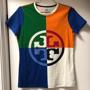 Tory Burch T Shirt, brand new with tags